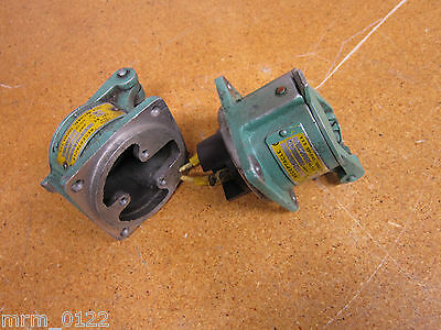 Pyle National 321-R Receptacle 30A 600VAC and 321-RA-2 Housing Only