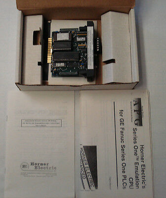 HORNER ELECTRIC HE610DPC106 DISTRIBUTED PROGRAMMABLE CONTROLLER MODULE