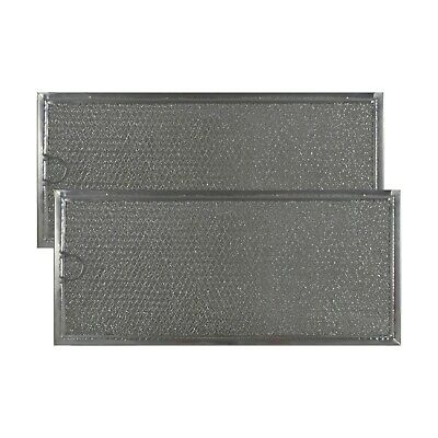 Ge Grease Microwave Filter  Wb06X10288 (2 Pack)-Aff72-M