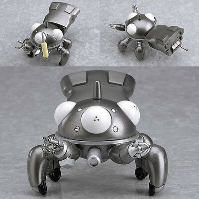 Ghost in the Shell Silver Tachikoma Nendoroid Figure Anime NEW