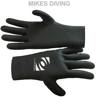 LIQUID GLOVES by Typhoon 2mm diving dive neoprene wetsuit adults