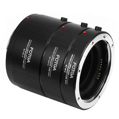 13mm 20mm 36mm Automatic AF Macro Extension Tube Set  for Canon EF EF-S Lens
