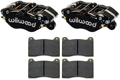 """Wilwood Dynapro Brake Calipers,pads,w/ Dust Boots,0.81,1.38"""",off-Road Racing"""