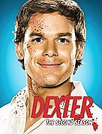 Dexter - The Complete Second Season Blu-ray NEW SEALED