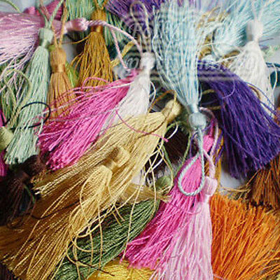 Mixed 12cm Tassels Craft Sewing Curtains Trimming Embellishment T23
