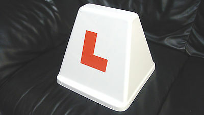 Magnetic Roof Sign Learner Driver School Of Motoring - Advertising - Strong Mags