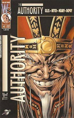 THE AUTHORITY vol. 1 - nº 04