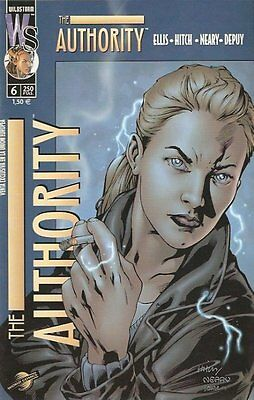 THE AUTHORITY vol. 1 - nº 06