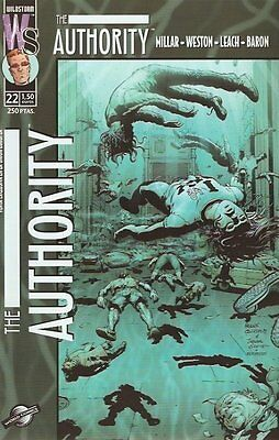 THE AUTHORITY vol. 1 - nº 22