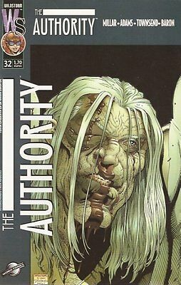 THE AUTHORITY vol. 1 - nº 32