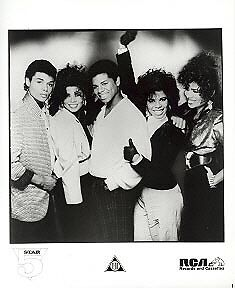 Five Star 5 1986 press photo & presskit mint condition FOLDER PLUS BIO & PHOTO