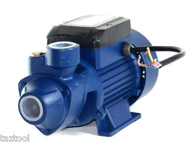 "New Centrifugal 1/2"" HP Electric Water Pump Pool Farm  Pond  BioDiesel Aluminum"