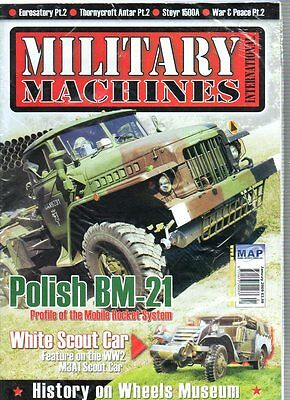 Military Machine International - January 2009