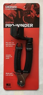 Planet Waves Pro-Winder with built in cutter DP0002