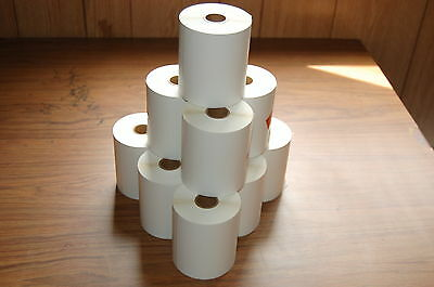 6 Rolls 250/Roll 4x6 Direct Thermal Labels  Zebra LP2844 Eltron 3000 Total 1500