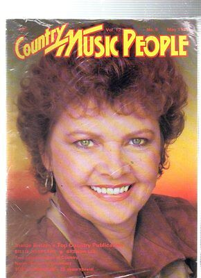 Country Music People - May 1981 - Vol.12 No.5