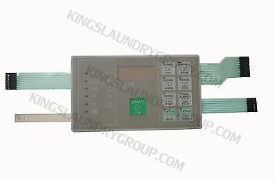 Washer KEYPAD. For Huebsch Part # F0231582-17P