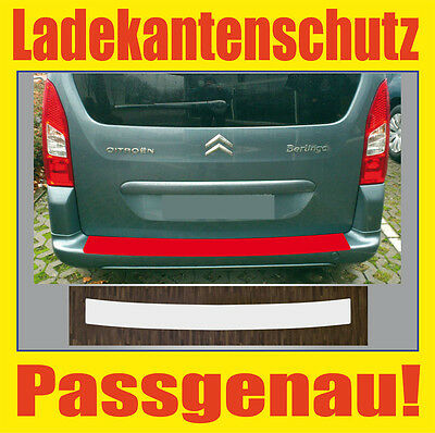 Lackschutzfolie transparent  Citroen Berlingo Multispace , 2012 - 2018