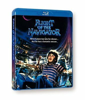Flight of the Navigator - Blu-ray NEW & SEALED