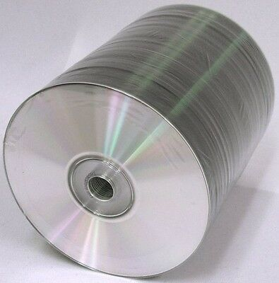 100 PCS 52X CD-R SILVER SHINY TOP AAA GRADE****Special Price*****