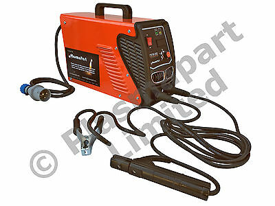 MMA Inverter Welder 200Amp Heavy Duty DC Stick Welder PP200