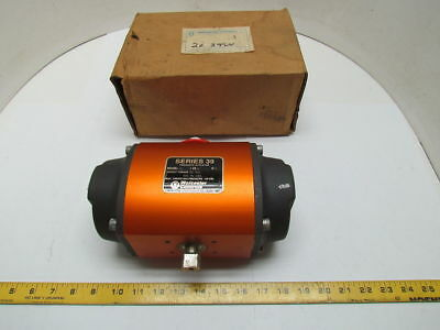 Worcester Flowserve 20 S39N R5 Pneumatic Valve Actuator 935 in/lbs @80PSI 20S39N