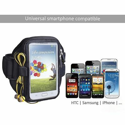 New Sports Gym Jogging Exercise Running Armband 4 Sony Xperia Z4/5/3/2 Mini HTC