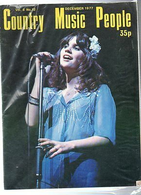Country Music People - December 1977 - Vol.8 No.12