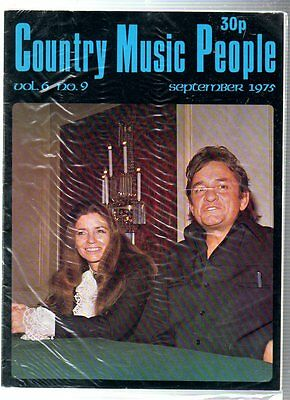 Country Music People - September 1975 - Vol.6 No.9