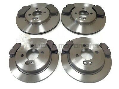 R56 1.6D ONE 8//2010 10318 FRONT BRAKE DISCS AND PADS FOR MINI MINI II