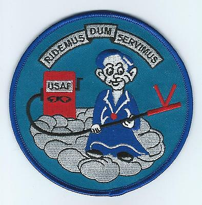 27th AIR REFUELING SQUADRON(REUNION)  patch