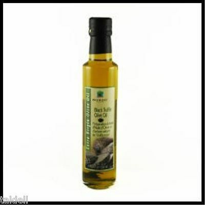FRENCH BLACK TRUFFLE OLIVE OIL 250ml - The Finest Product!