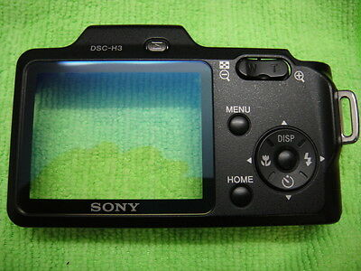 GENUINE SONY DSC-WX50 FRONT BACK CASE COVER REPAIR PARTS