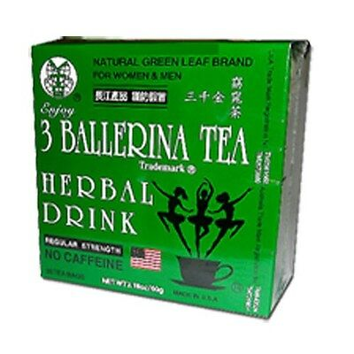 2 Boxes Ballerina Tea Slimming or Weight Loss Tea