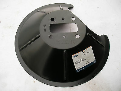 Ford Focus RS Mk1 NEW O/S Rear Disc Splash Shield,Back Plate Genuine Ford Part