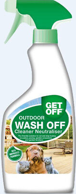 Get Off Cat and Dog Repellent Spray 500ml - Can be used Indoors or Outdoors