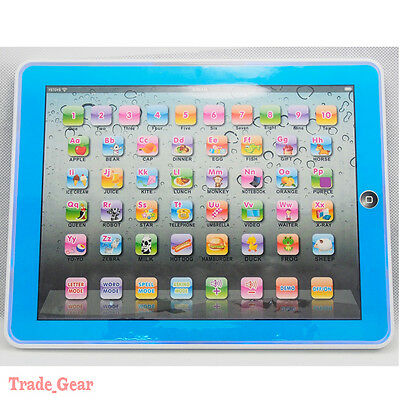 Y-pad Computer Tablet Learning English Education Machine Table Toy Gift for Kids