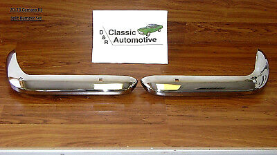 70-73 Camaro RS Split Bumpers Front Chrome Rally Sport bumper 70 71 72 73