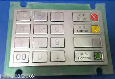 WINCOR EPP V5  EPPV5  Keyboard  ( CHINESE)  (For part or not working)