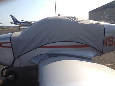 Grumman Yankee Trainer Lynnx Windshield Cabin Cover