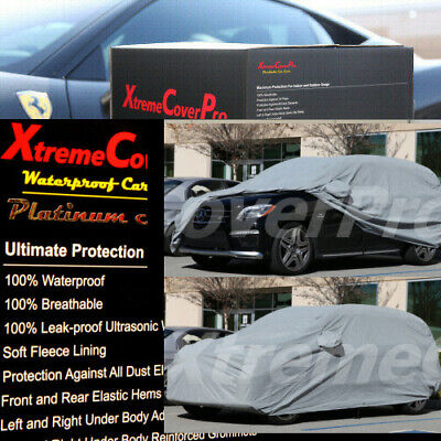 2013 Mercedes GL350 GL450 GL550 GL63 Waterproof Car Cover w//MirrorPocket