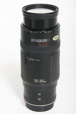 Canon EF 100-300mm f5.6 Zoom Lens