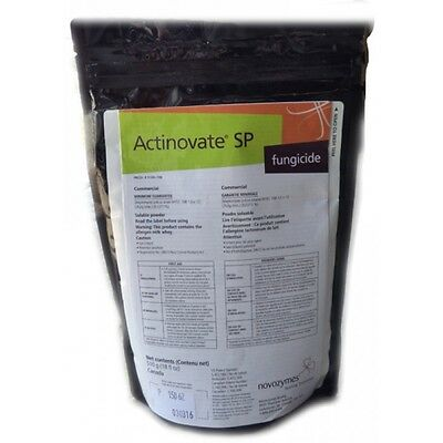 Actinovate SP OMRI Organic 18 oz. Biological Fungicide Natural Industries