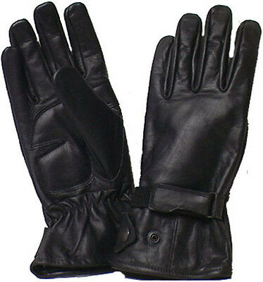 Genuine Leather Men's Driving and All-Purpose Gloves # 2610NV