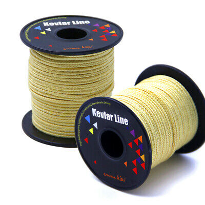 1000yds 1000lb Kevlar Line Lightweight Camping Hiking Survival Cord Trip Wire