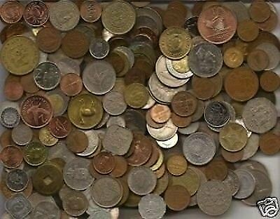 1/2  Pound World Foreign Coins