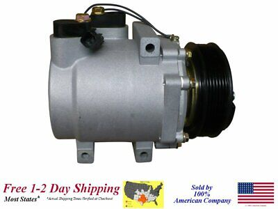 A//C Compressor Fits Ford E350 Club Wagon,E-350//E-450 Super Duty 6.0L 04-07 97564