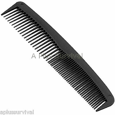 "Lot of 5000 - 7"" Plastic Hair Combs - Survival Hygiene Church Mission Shelters"