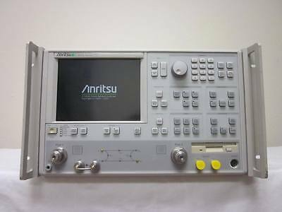 Anritsu 37369A 40 GHz Vector Network Analyzer - Opts 3, 6, 10 & 11 - CALIBRATED!