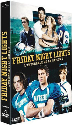 2181 // Friday Night Lights L'integrale Saison 2 Coffret 4 Dvd Neuf